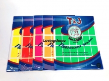 Label Tom & Jerry No.105 warna, Label Tom and Jerry No.105 warna