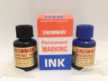 Tinta Snowman Permanent Marking Ink